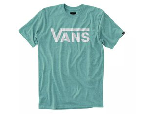 "Vans ""Classic Heather"" T-Shirt - Heater Dusty Jade Green"