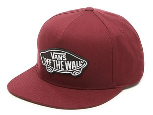 "Vans ""Classic Patch Snapback"" Kappe - Port Royale"