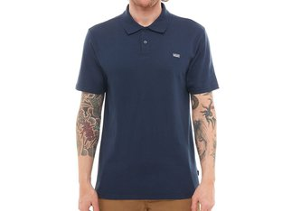 "Vans ""Classic Polo II"" Polo Shirt - Dress Blues"