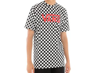 "Vans ""Classic"" T-Shirt - Black/White Checkerboard"