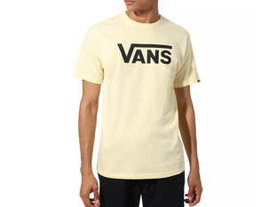 "Vans ""Classic"" T-Shirt - Double Cream/Black"