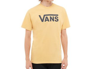 "Vans ""Classic"" T-Shirt - New Wheat/Dress Blues"