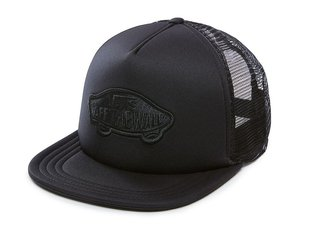 "Vans ""Classsic Patch Trucker"" Cap - Black"