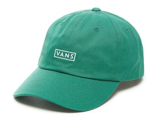 "Vans ""Curved Bill Ambrosia Jockey"" Cap - Evergreen"