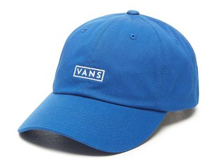 "Vans ""Curved Bill Ambrosia Jockey"" Cap - Mazarine Blue"