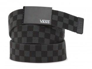 Vans Belt Gürtel Deppster Web Black Charcoal
