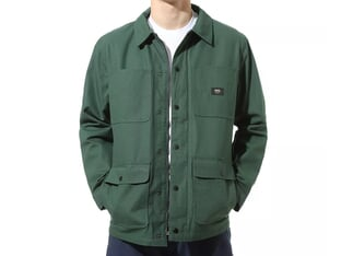 "Vans ""Drill Chore Lined"" Coat Jacket - Pine Needle"