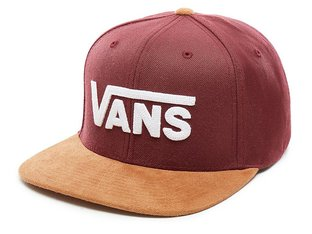 "Vans ""Drop V II"" Cap - Port Royale-Rubber"