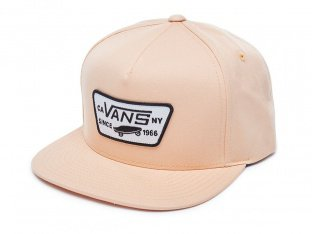 "Vans ""Full Patch"" Kappe - Apricot Ice"