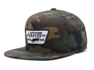 "Vans ""Full Patch"" Kappe - Classic Camo"