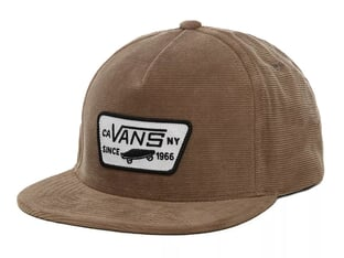 "Vans ""Full Patch Snapback"" Kappe - Dirt"