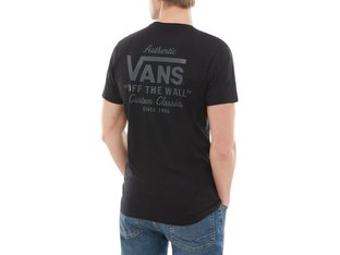 "Vans ""Holder Street"" T-Shirt - Black/Asphalt"