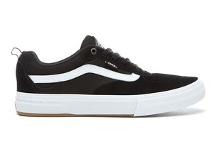 "Vans ""Kyle Walker Pro"" Shoes - Black/White"
