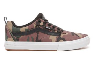 "Vans ""Kyle Walker Pro"" Shoes - (Camo) Black/White"