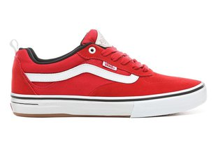 "Vans ""Kyle Walker Pro"" Shoes - Red/White"