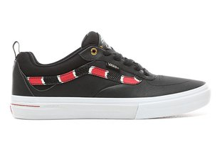 "Vans ""Kyle Walker Pro"" Shoes - (Coral Snake) Black/True"