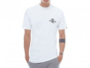 "Vans ""MN Dakota SS"" T-Shirt - White"