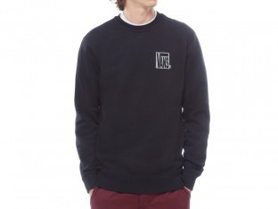 "Vans ""New Checker Crew"" Pullover - Black"