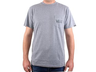 "Vans ""OTW Classic"" T-Shirt - Heather Grey"