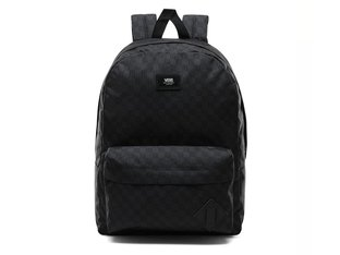 "Vans ""Old Skool III"" Backpack - Black-Charcoal"