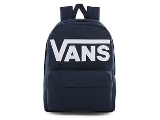 "Vans ""Old Skool III"" Backpack - Dress Blues/White"