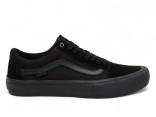 "Vans ""Old Skool Pro"" Schuhe - Blackout"