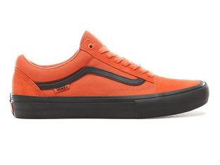 "Vans ""Old Skool Pro"" Shoes - KOI/Black"