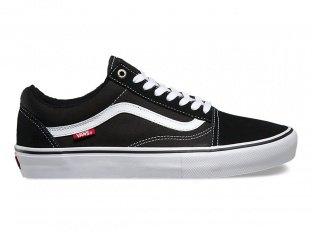 "Vans ""Old Skool"" Schuhe - Black/White"