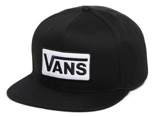 "Vans ""Patch Snapback"" Cap - Black"