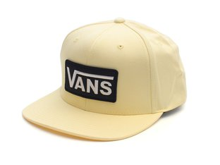"Vans ""Patch Snapback"" Cap - Double Cream"
