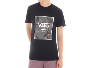 "Vans ""Print Box"" T-Shirt - Black/Ove"