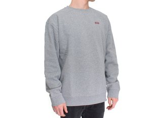 "Vans ""Retro Tall Crew"" Pullover - Cement Heather"