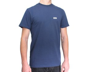 "Vans ""Retro Tall Type"" T-Shirt - Navy Heat"