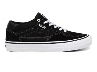 "Vans ""Rowan Pro"" Shoes - Black/White"