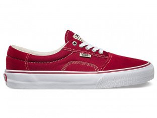 "Vans ""Rowley Solos"" Schuhe - Racing Red"