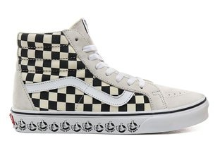 "Vans ""Sk8-Hi Reissue"" Shoes - (Vans BMX) White/Black"