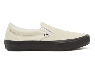 "Vans ""Slip-On Pro"" Shoes - Classic White/Black"