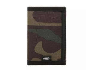 "Vans ""Slipped"" Wallet - Classic Camo"
