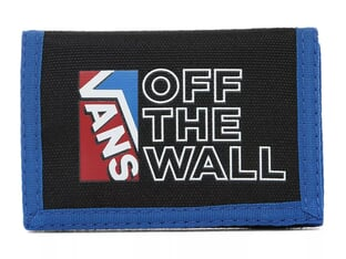 "Vans ""Slipped"" Wallet - Victoria Blue-Black"