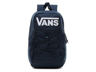 "Vans ""Snag"" Backpack - Dress Blues-White"