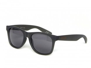 "Vans ""Spicoli 4"" Sunglasses - Black Frosted T"