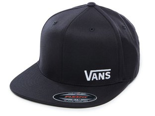 "Vans ""Splitz Flexfit"" Cap - Black"