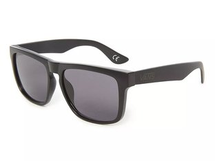 "Vans ""Squared Off"" Sunglasses - Black/Black"