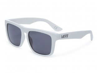 "Vans ""Squared Off"" Sunglasses - White"