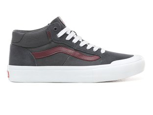 "Vans ""Style 112 Mid Pro"" Shoes - Ebony/Port Royale"