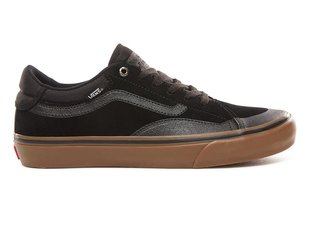 "Vans ""TNT Advanced Prototype"" Shoes - Black/Gum"