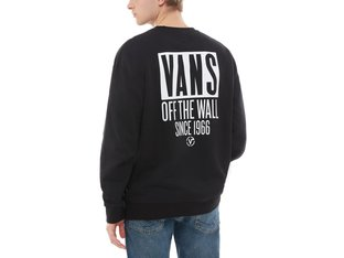"Vans ""Type Stacker Oversized"" Pullover - Black"