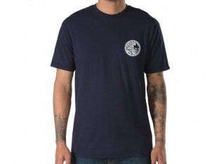 "Vans X Spitfire ""Photo"" T-Shirt - Navy Blue"