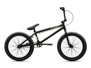 "Verde BMX ""Cadet"" 2017 BMX Bike - Matt Black"