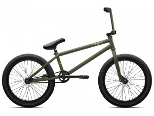 "Verde BMX ""Neyer Pro"" 2017 BMX Rad - Matt Army Green"